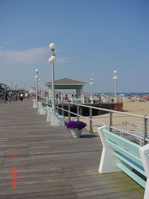 Avon-by-the-Sea, NJ - spent many weekends at a house right on the beach - AMAZING!!