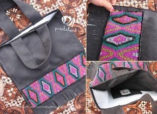 tote bag, Printiland, ethnic