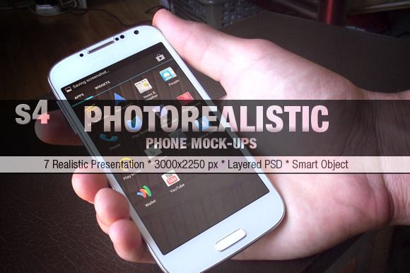 s4 Phone Realistic Mock-Ups  Lectures are illustrated in a PDF file for editing. Easy to replace Screen with designs using smart objects, smart layer, double-click copy and paste it into your SCREEN, save and you're done! #mockup #android #mockupandroid, #mockupsandroid #mockups #androidcmockups, #androidpsd #androidpsdmockups