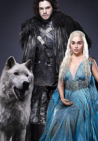 daenerys targaryen y jon nieve - Buscar con Google
