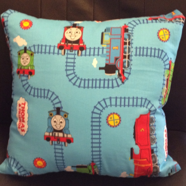 Thomas the Train pillow  sc 1 st  Pinterest & 116 best Thomas the Train room images on Pinterest | Train room ... islam-shia.org
