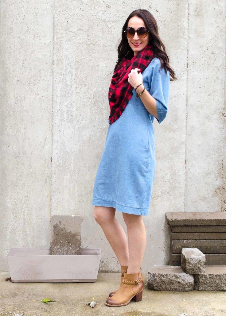 Одеяло шарф: DIY (No шитьё) фланель Одеяло шарф Учебное пособие    Сапоги: Сперри