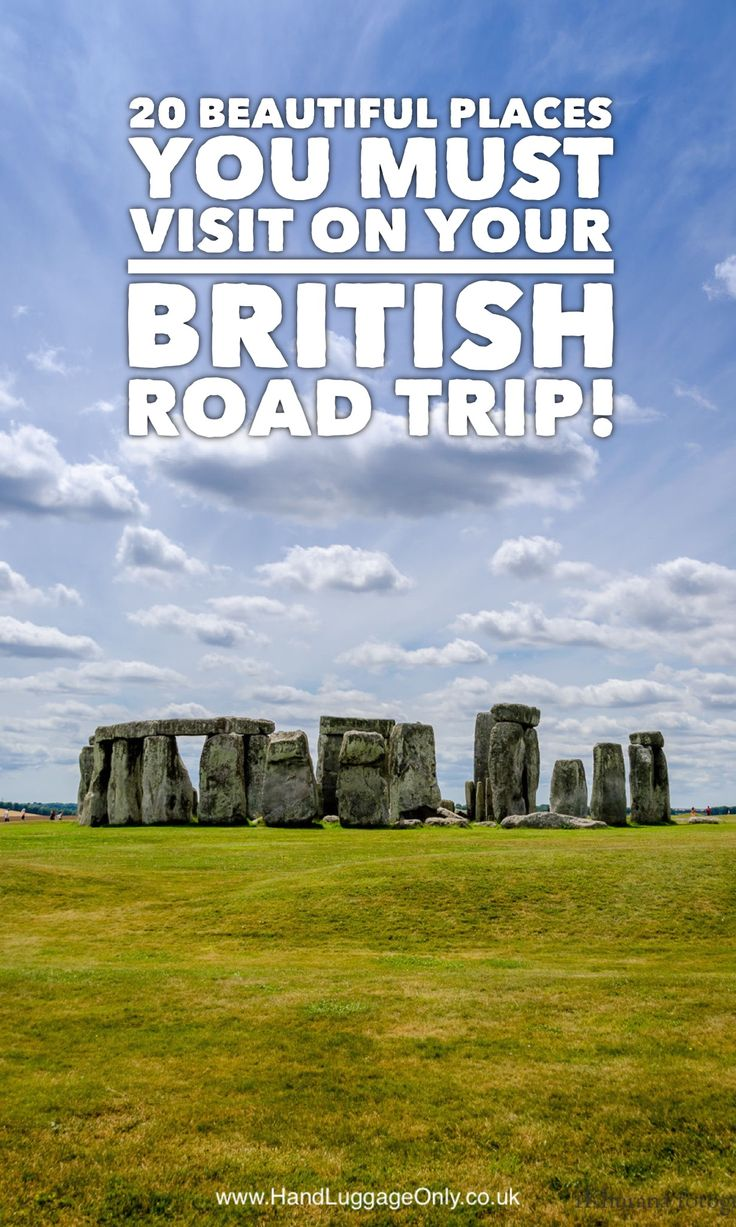 20 Essential Places You Must Include On Your British Road Trip - Hand Luggage Only - Travel, Food & Photography Blog