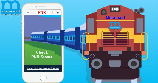 Best Indian railways online portal, Meramaal offers you to check pnr status, online seat availability status, train time table, live train running status, Book Meals, Flight Ticket Status, train enquiry online, etc..,