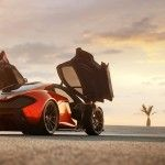 Top pace is electronically constrained to 350 km/h (217 mph), with the 0-100 km/h standing begin increasing speed taking short of what three seconds .The Mclaren P1™ self discipline from rest to 200 km/h in under seven seconds, and on to 300 km/h in under 17 seconds – a full five seconds speedier than the Mclaren F1.