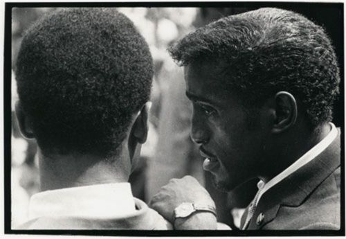 Sammy Davis, Jr. at The March on Washington, 1963.