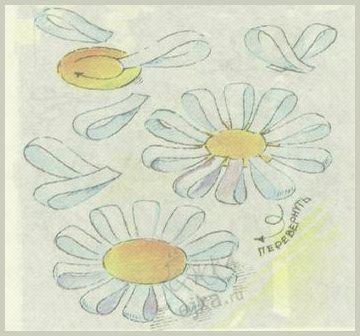 """Kwiaty z papieru rzemiosła """"Chryzantema"""""""
