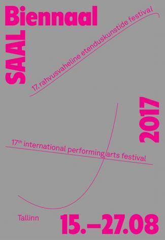 SAAL Biennaali on 15.-27.8. järjestettävä esittävien taiteiden festivaali useassa eri kohteessa Tallinnassa. Luvassa on tanssia, teatteria ja performanssia ja musiikkia.  SAAL biennaali 2017 esittelee 12 eri taiteilijaa tai kollektiivia eri puolelta maailmaa. Mukana ovat mm. Julian Hetzel, MOTUS sekä Nele Suisalu ja Maarja Tõnisson. #eckeröline #saal #tallinna