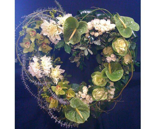 Flower Workshop Heart
