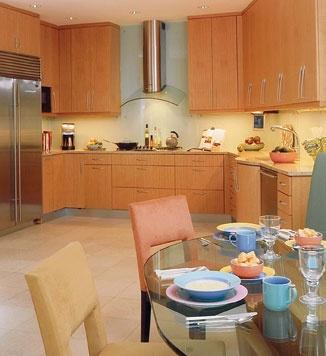 This Arlington, VA Kitchen By Lobkovich Kitchen Designs Boasts Studio  Becker Anigre Custom