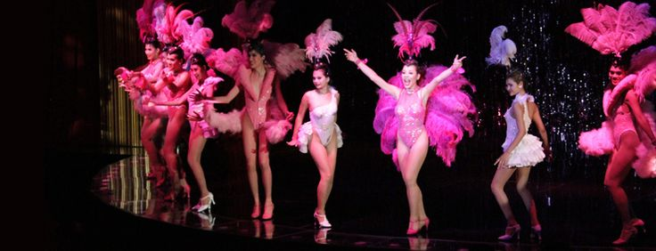 Ladyboys Cabaret Shows in Bangkok! Must see!