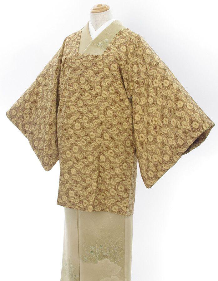 「和傘いっぱい 道行コート」の商品画像