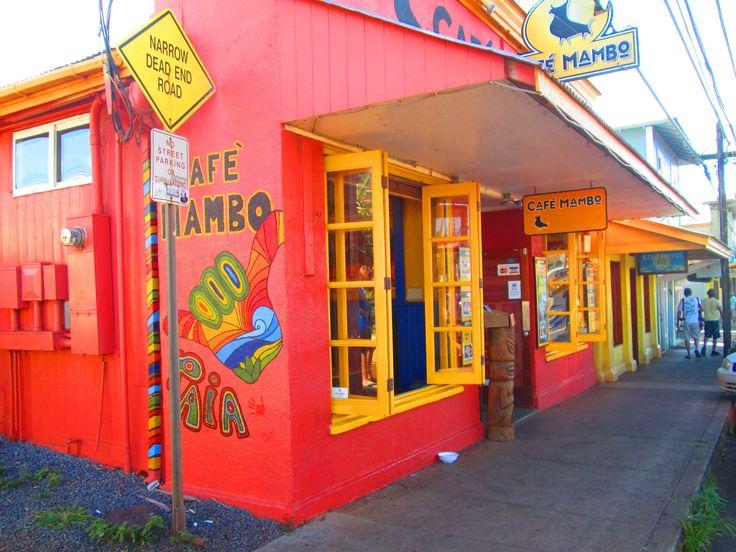 Pa'ia, Maui - Cafe Mambo (Aug 23, 2014)