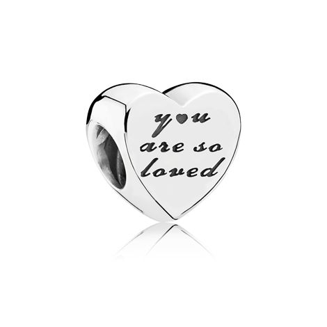 You Are So Loved - 791730 - Charms | PANDORA