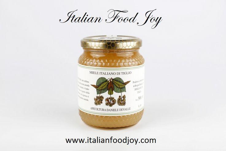 #linden #italian #luxury #balsamic #honey #Pure #organic honey from a top #italian producer Italian #Food Joy: #life, #style, #foods www.italianfoodjo... for UK and other countries www.italianfoodjo... for DE and AT only