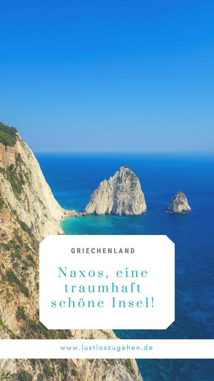 Die Insel Naxos, ein kleines Paradies mit Karibikstränden