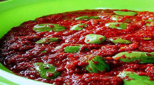 Resep sambal pete dan cara membuat sambal pete pedas enak
