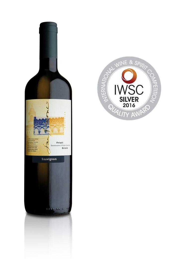 Un importante riconoscimento per il nostro #Sauvignon #FriuliDocGrave.... #Felici ed #Orgogliosi!  Our #Sauvignon #FriuliDocGrave has received an important recognition...  So #happy and #proud!
