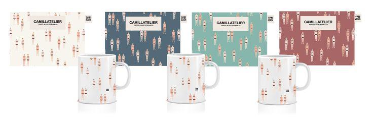 #textile #ceramic #lebagnanti #camillatelier