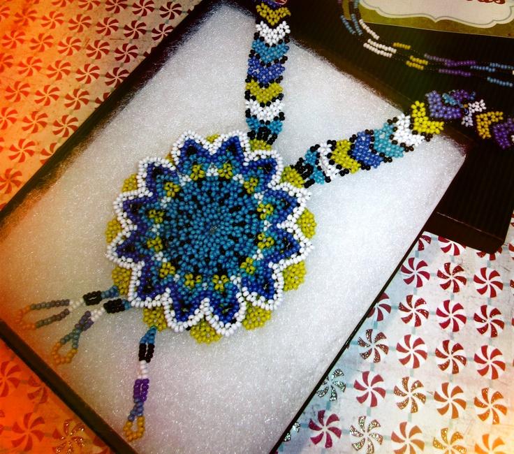Crochet flower look alike