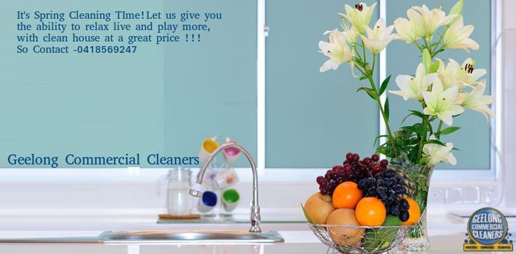 It Is Spring Cleaning Time!!! Let us give you the ability to Relax, Live, and Play more, with a clean house at a GREAT price!!! Just call or send a message if you are interested!. We can clean any type of project that you may have. Whether it's an office, business, apartment, move out, move in, the list just goes on and on. So Contact me at 0418 569 247 and we will make an appointment!!!
