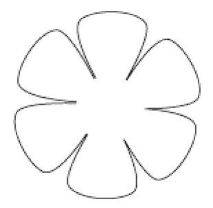 Imagenes De Flores En Foami Para Imprimir - moldes foami Aprender manualidades es facilisimo com