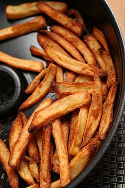 Making #ActiFry French fries today!