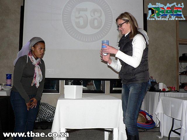 Quintiles Minute to Win It Team Building Durbanville Cape Town