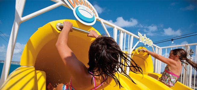 Carnival cruise line  - the kids will love it