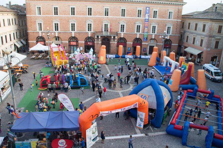 #jesicittaeuropeadellosport2014 - 18/19 Ottobre Villaggio dello Sport