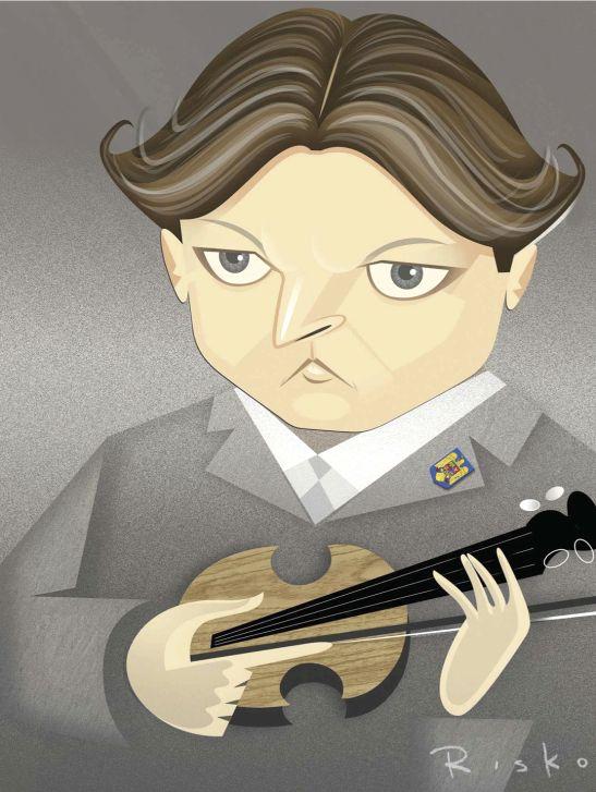 """Prestigioasa publicație BBC Music îi dedică un amplu articol compozitorului George Enescu, al cărui portret apare în numărul curent, la rubrica Compozitorul lunii. Articolul este semnat de Erik Levi, care este profesor de muzică la Universitatea Royal Holloway din Londra și este considerat o autoritate mondială în domeniul muzicii germane a secolului XX. Portret dedicat lui George Enescu. Astfel, George Enescu este numit de BBC Music """"Compozitorul lunii"""" chiar în anul în care se împlinesc…"""