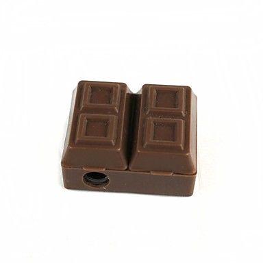 chocolade modelleren puntenslijper gum – EUR € 1.99