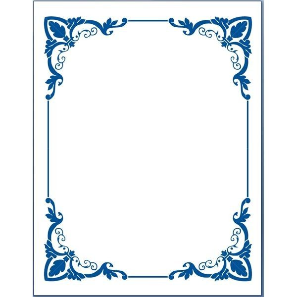 Free Clip Art Borders For Word Documents | Adiestradorescastro.com ...