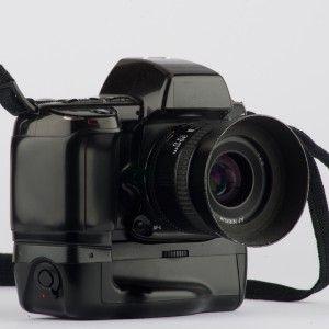 AF-D Nikkor 2/35mm an Nikon F90x