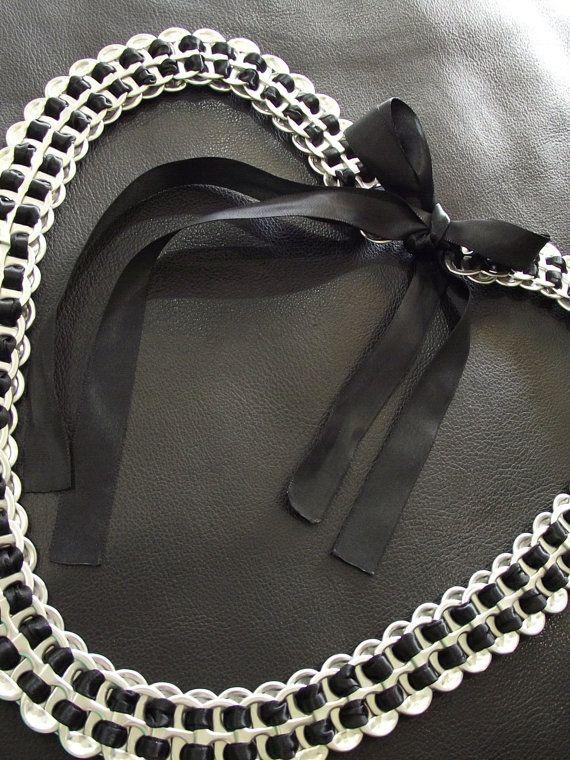 Pop Tab Belt
