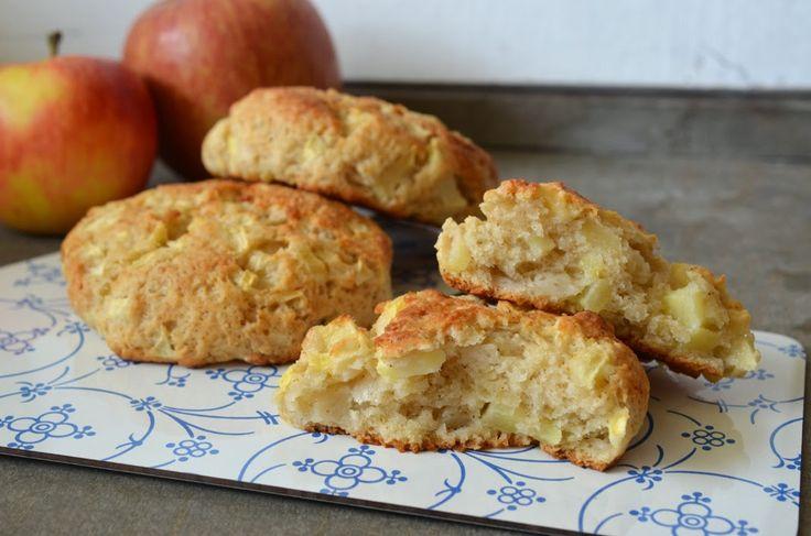 Ninas kleiner Food-Blog: Apfel-Taler