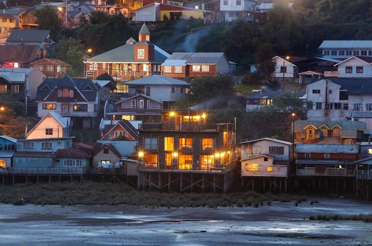 chiloe island | Discover the beautiful landscapes of Chiloe, Chile - Destinalo.com