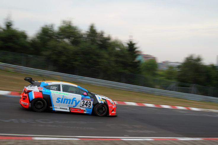 Need more unrivaled power? Follow Opel Motorsport on Facebook.