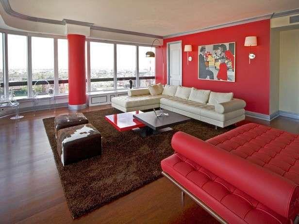 Oltre 25 fantastiche idee su Parete casa rossa su Pinterest ...