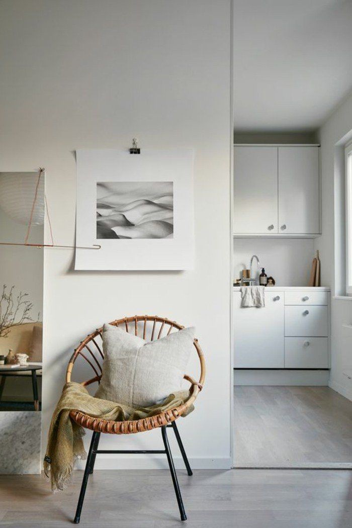 17 best ideas about rotin design on pinterest le rotin fauteuil en rotin a - Meuble en rotin blanc ...