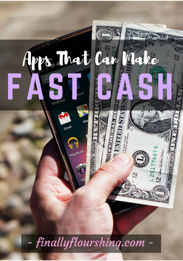 I Need Money Apps To Make Fast Cash Need money, Fast