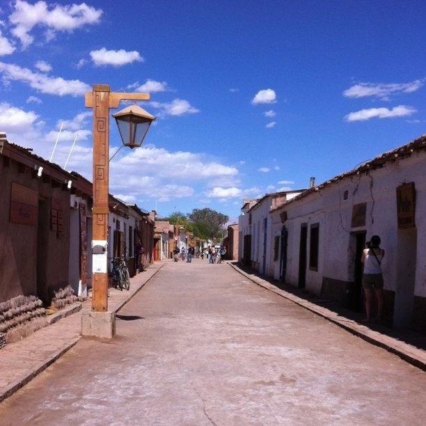Caracoles, San Pedro de Atacama, Chile