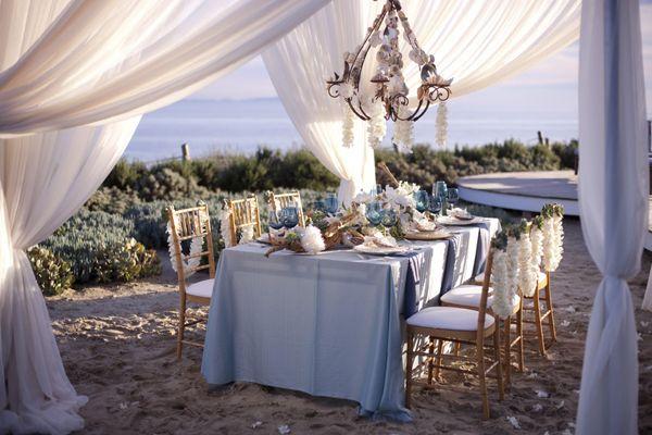 Rainingblossoms Wedding Receptions Tents Decoration: Best 25+ Small Beach Weddings Ideas On Pinterest