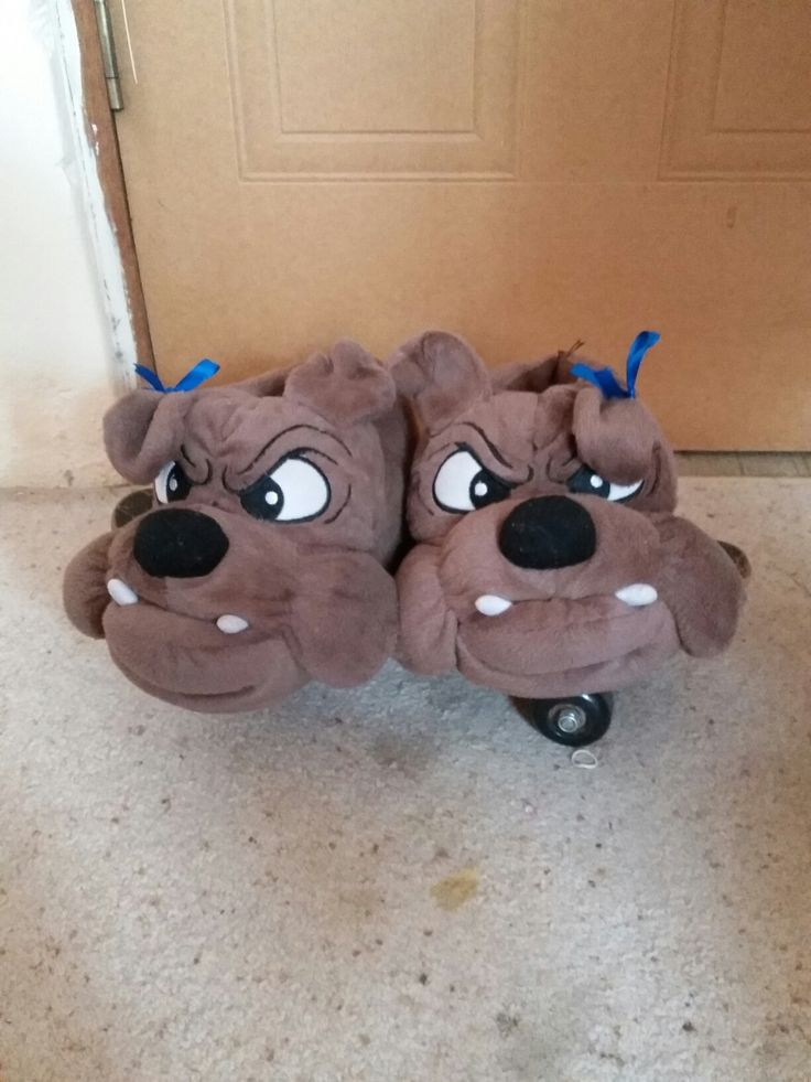Doggy slippies ☺☺☺