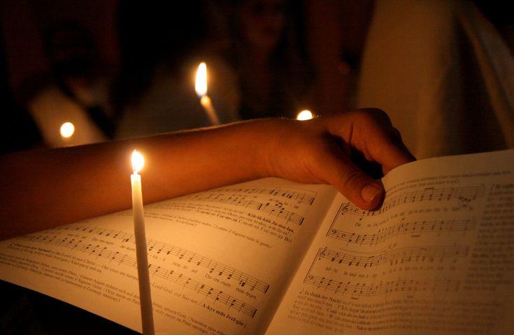 Taizé Candle