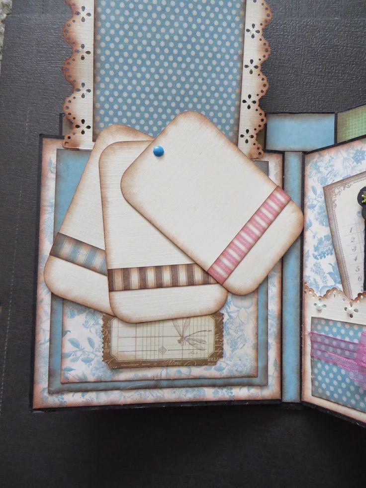 851 Best Sb Mini Albums Images On Pinterest Mini Books Mini