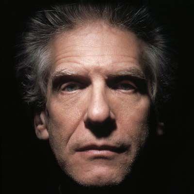Film Director: David Cronenberg