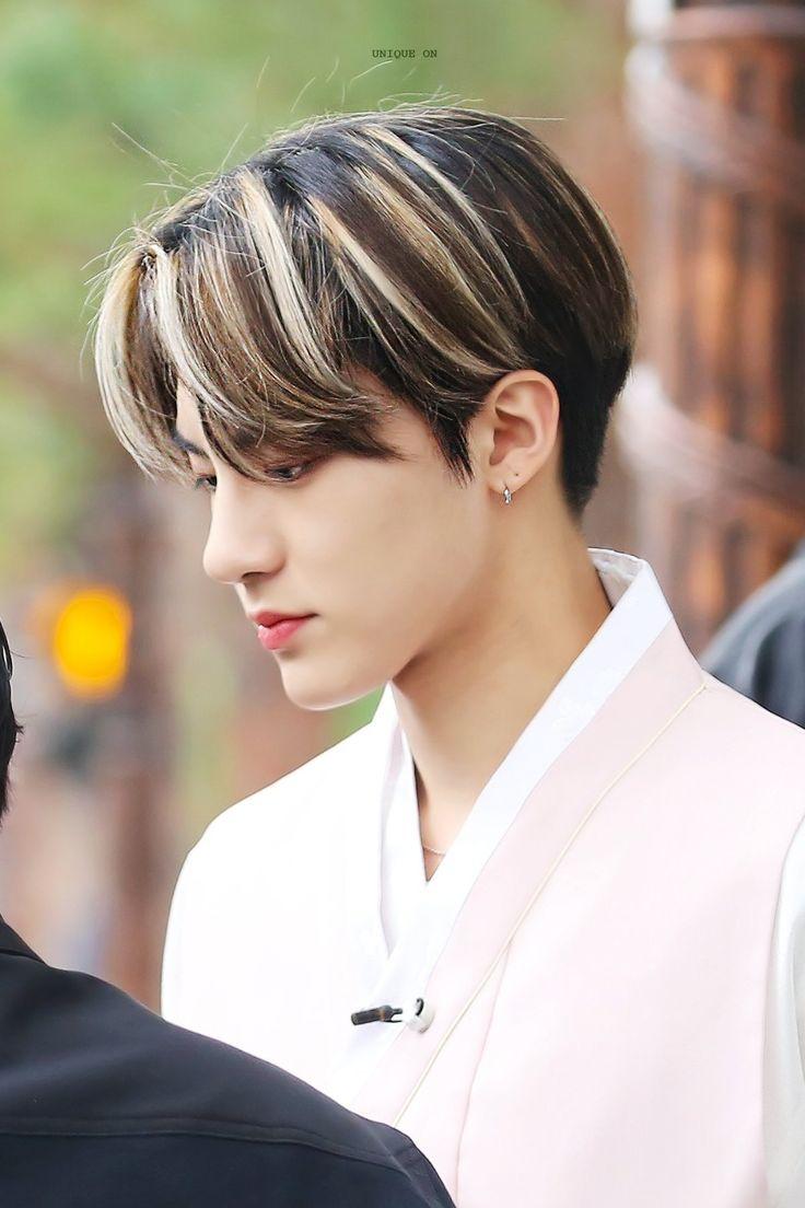 Fy The Boyz In 2021 Kpop Hair Color Men Hair Color Kpop Hair