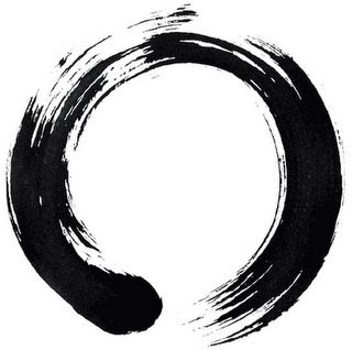 "Enso ""It symbolizes the Absolute enlightenment, strength, elegance, the Universe, and the void; it can also symbolize the Japanese aesthetic itself."""