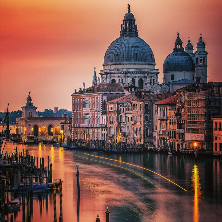 Romantic dawn